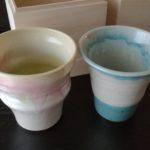 「ル・スール」の陶器カップが届きました