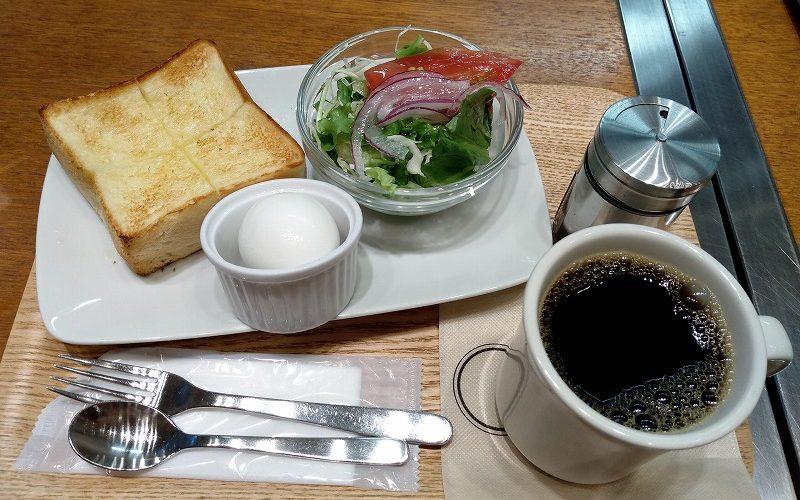 京都モーニングの実力、いかに? (2) OGAWA COFFEE