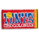 さすがオランダの不均等チョコレート Tony's Chocolonely