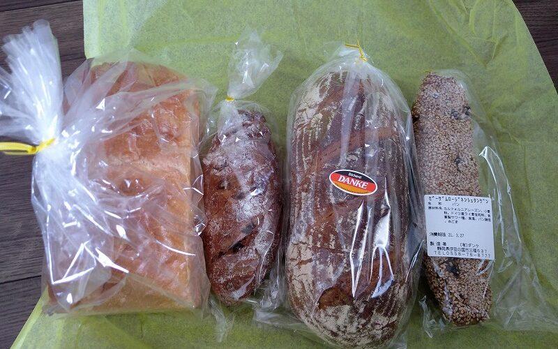 ふるさと納税の価値を上げるドイツパン「ダンケ」(伊豆の国市)